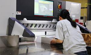 印刷機操作