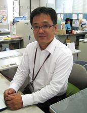 デジタルメディアチーム マネージャ木下賢一郎
